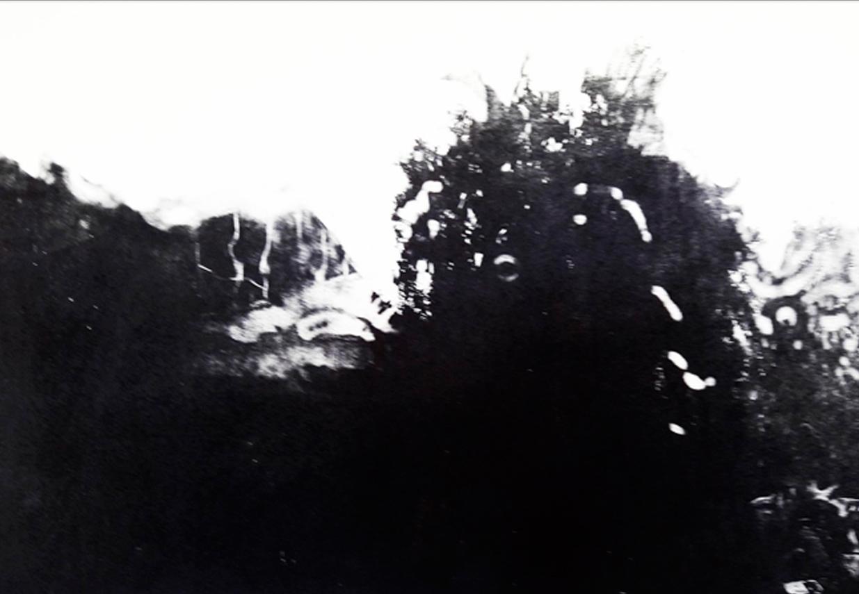 Chuvas de inverno II litografia polyester 39x29cm
